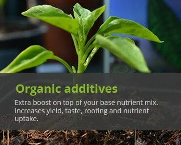 Cellmax organic growing additives