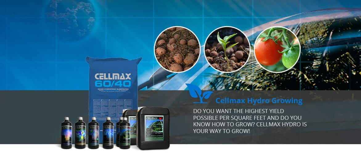 Cellmax hydro growing