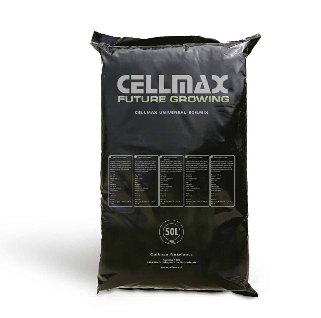 cellmax terra growing universal